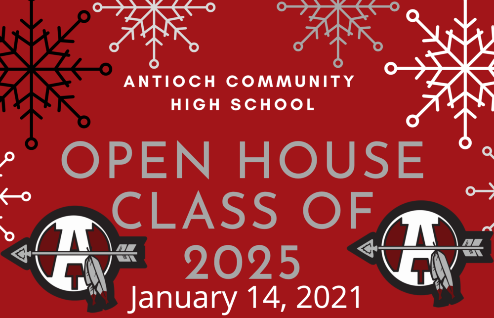 Open House Class of 2025—January 14, 2021