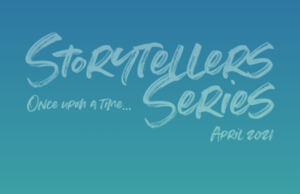 Storytellers Series Begins Tuesday