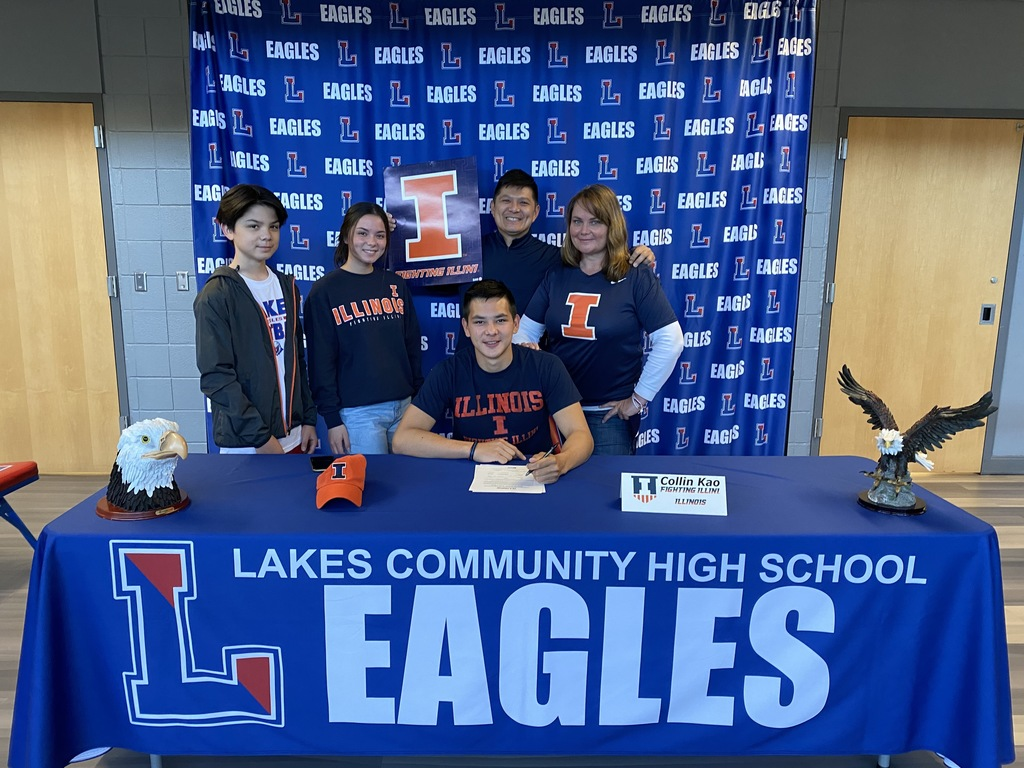 Collin Kao - Illinois University